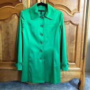 Green pea jacket